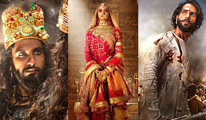 SC ने फिल्म 'पद्मावत' पर राज्य सरकार की पुनर्विचार याचिका खारिज की
