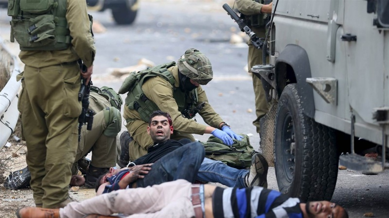 संयुक्त राष्ट्र संघः पिछले 2 हफ़्तों के दौरान 4 फ़िलिस्तीनी शहीद और 83 घायल हुए