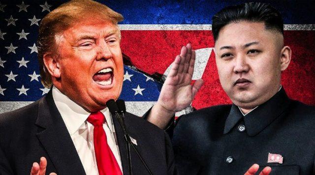 नार्थ कोरिया ने दिया बड़ा बयान- ट्रम्प की धमकी कुत्ते के भौकने जैसी तो है