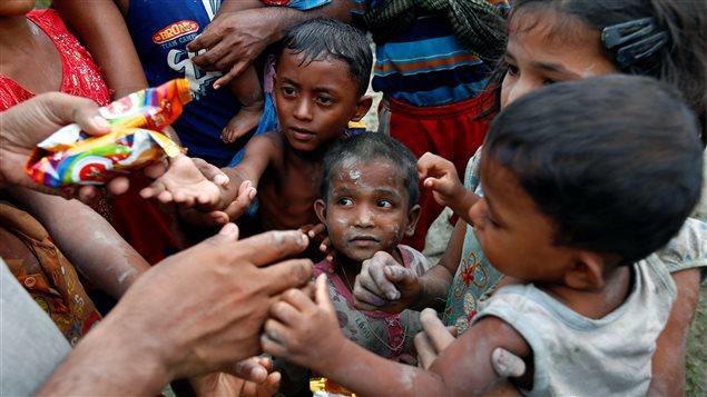 भयावह स्थिति में है रोहिंग्या बच्चे: यूनिसेफ