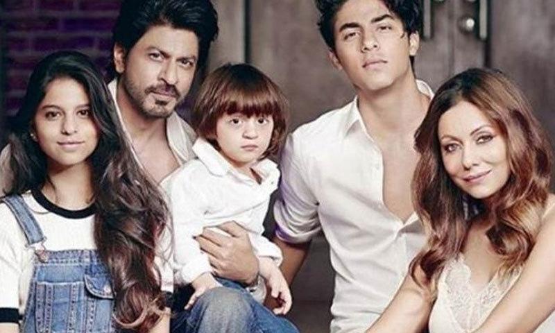 واللہ جواب تمھارا نہیں شاہ رخ خان چوتھے بچے کے خواہش مند