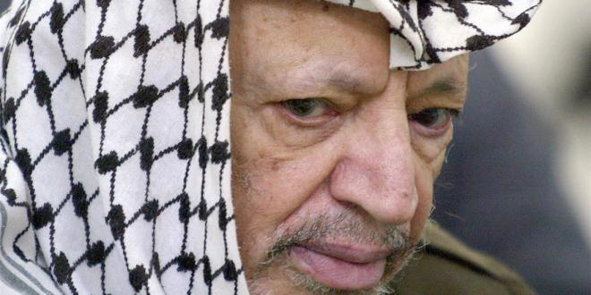यासिर अराफात को मारने की इजरायली साजिश का सनसनीखेज़ खुलासा