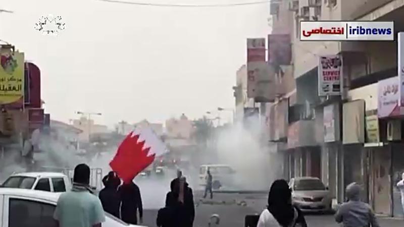 बहरैन, क्रांति की सातवीं वर्षगांठ पर उमड़ा जनसैलाब, सुरक्षा बलों के हमले