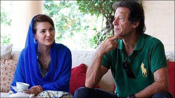 عمران نے بحیثیت شوہر بے وفائی کی، ریحام خان