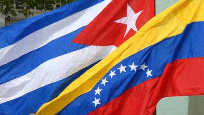 अमरीकी हस्तक्षेप पर अंकुश लगाने के लिए क्यूबा और वेन्ज़ोएला एकजुट हुवे