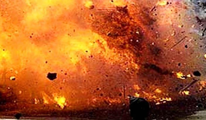 बिहार में बम विस्फोट, बड़ी घटना को अंजाम देने आए थे संदिग्ध