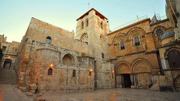 اسرائیل نے القدس میں گرجا گھروں کی املاک پر ٹیکس عاید کر دیا