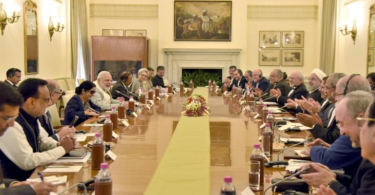 ईरान ने भारत को दिया चाबहार के संचालन का अधिकार