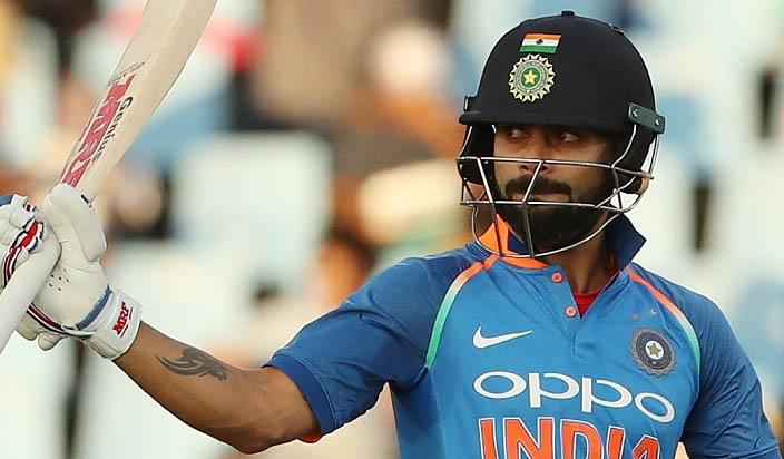 भारत ने 5-1 से जीती वनडे सीरीज, विराट ने लगाया 35वां शतक