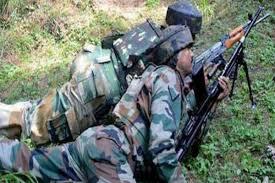 जम्मू-कश्मीर में पाक सेना की फायरिंग में चार भारतीय जवान शहीद