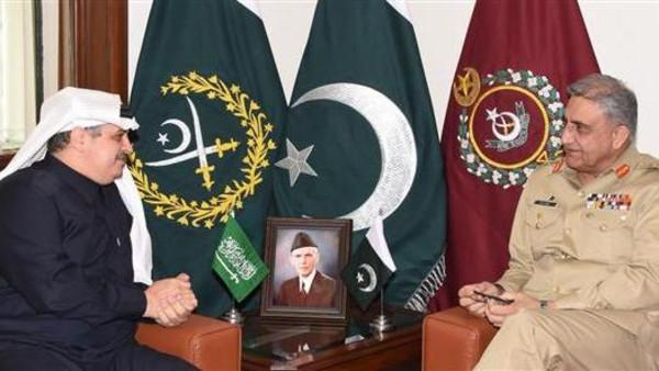 پاکستان نے سعودی عرب میں فوج بھجوانے کا فیصلہ کر لیا