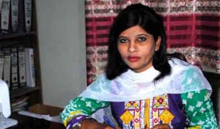 पाकिस्तान में बनेगी पहली हिंदू महिला सीनेटर