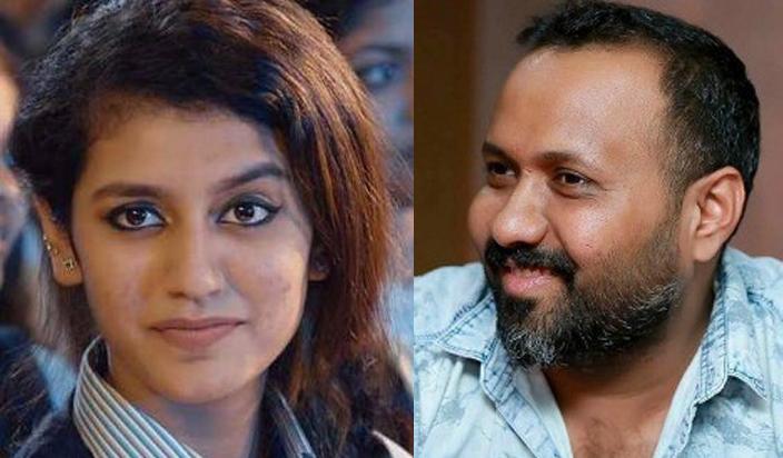 अभिनेत्री प्रिया प्रकाश के आंख मारने पर मचा नया बवाल, निर्देशक के खिलाफ एफआईआर दर्ज