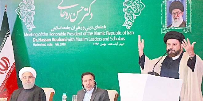مسلم ممالک کلمہ توحید کی بنیاد پر متحد ہوجائیں: حسن روحانی