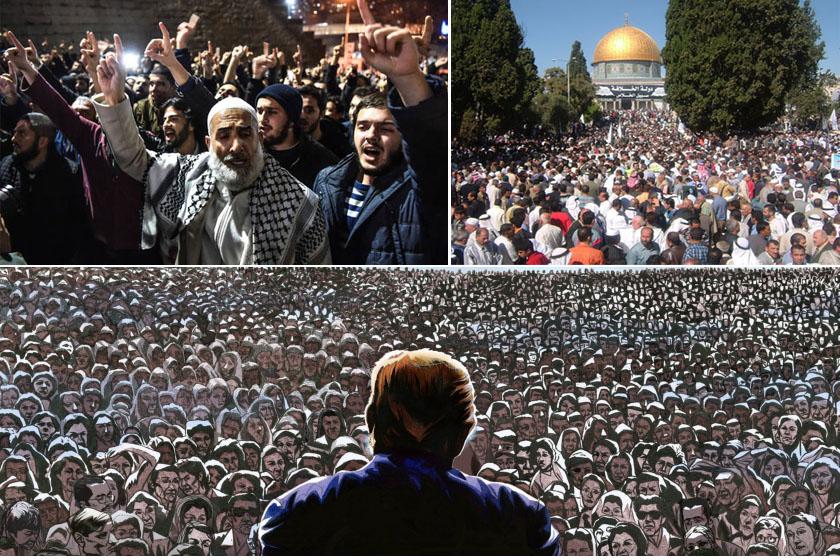 फ़िलिस्तीनी जनता अमरीका व इस्राईल की शर्तें कभी नहीं मानेगी