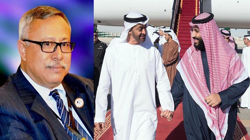 सऊदी अरब और संयुक्त अरब इमारात यमन को बांटने की चेष्टा में हैंः यमनी प्रधानमंत्री