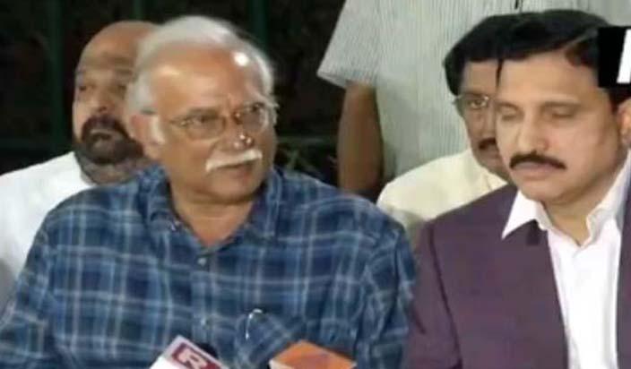 TDP के दोनों मंत्रियों ने केंद्रीय मंत्रिपरिषद से दिया इस्तीफा, पार्टी NDA में बनी रहेगी