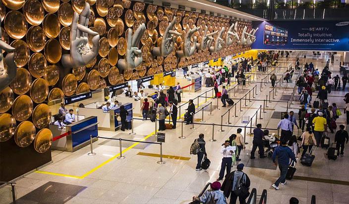 इस वजह से है दुनिया में नंबर एक दिल्ली हवाई अड्डा