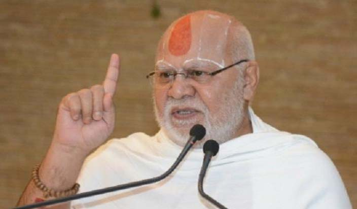 अयोध्या को लेकर बेतुकी बयानबाजी कर रहे है श्री श्रीः ज्ञान दास