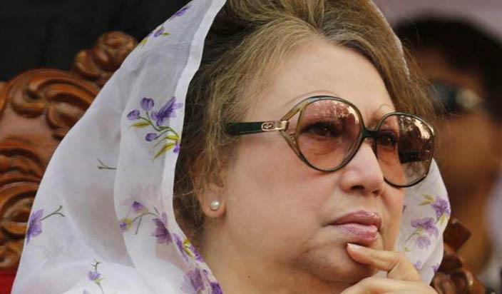 बांग्लादेश की पूर्व प्रधानमंत्री खालिदा जिया को भ्रष्टाचार मामले में जमानत