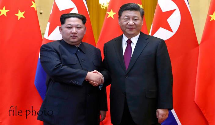 उ. कोरिया पूरे प्रायद्वीप को परमाणु हथियार मुक्त के लिए प्रतिबद्ध: चीन