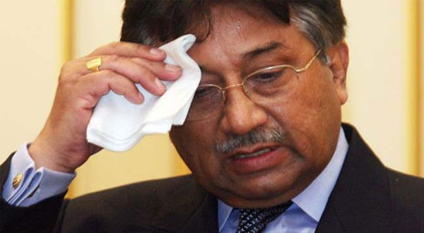 JeM was used by intelligence to target India in my time: Pervez Musharraf