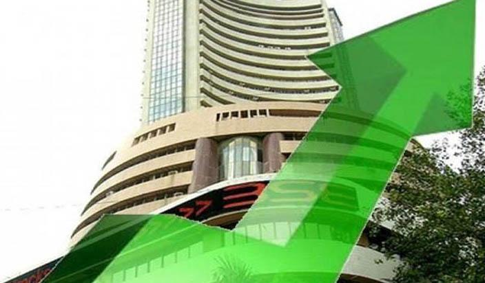 बढ़त के साथ हरे निशान पर खुला शेयर बाजार