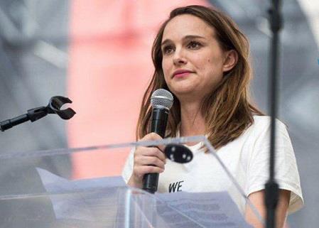 हॉलीवुड अभिनेत्री नताली पोर्टमैन ने ठुकराया ज़ायोनी नोबेल पुरस्कार , अवैध राष्ट्र में ग़ुस्सा की लहर ।