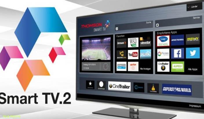 थॉमसन ने भारतीय स्मार्ट टेलीविजन बाजार प्रवेश के साथ लॉन्च किया स्मार्ट टेलीविजन