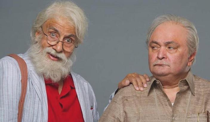 अमिताभ बच्चन ने साझा किया 27 साल बाद ऋषि कपूर के साथ काम करने का अनुभव