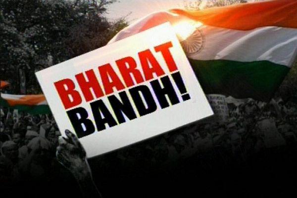भारत बंद : उत्तर प्रदेश में नहीं दिखा कोई असर, जनजीवन रहा सामान्य