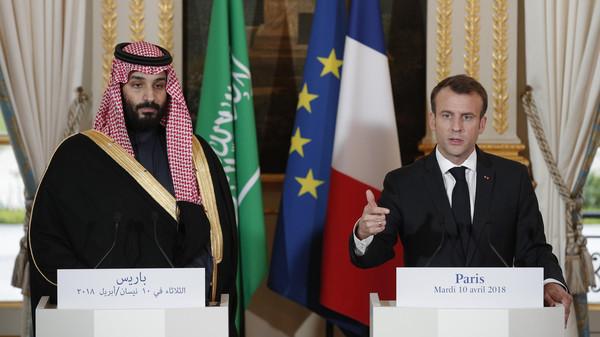 سعودی عرب اور فرانس کے درمیان 20 ارب ڈالر کے 38 سمجھوتے