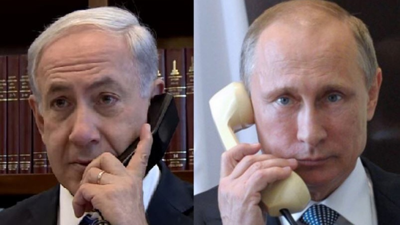 ज़ायोनी प्रधानमंत्री को रूसी राष्ट्रपति की चेतावनी