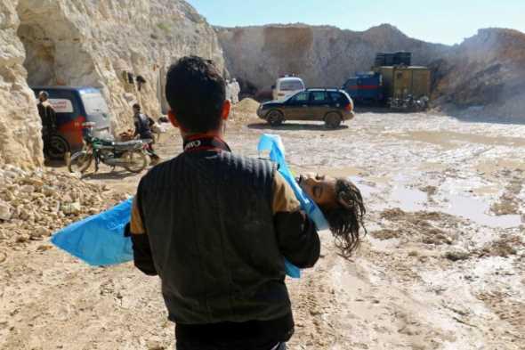 सीरिया में खूनखराबे के हालात हैं : संरा प्रमुख