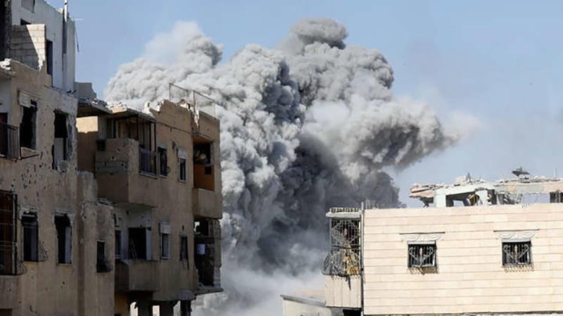सीरिया के इदलिब में एक धमाके में 50 से ज़्यादा हताहत व घायल