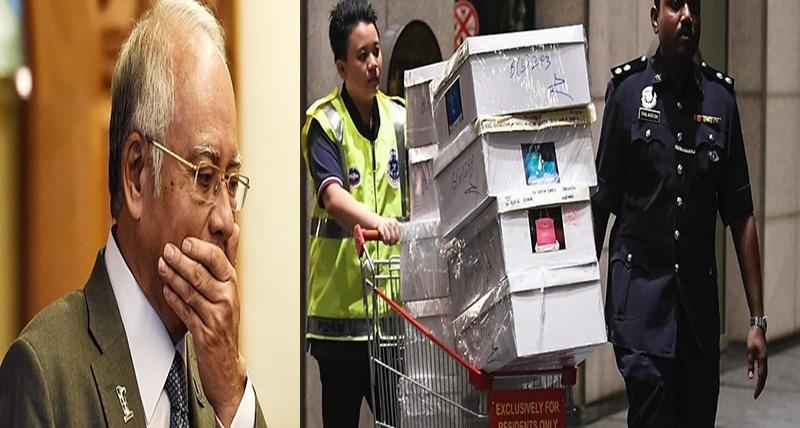 मलेशिया के पूर्व प्रधानमंत्री के घर पर छापा, 3 करोड़ डॉलर बरामद