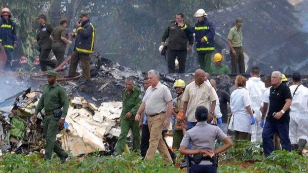 क्यूबा विमान हादसा: 106 यात्रियों की मौत का ज़िम्मेदार कौन ?
