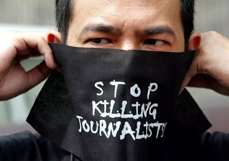 दुनियाभर में पत्रकारों पर हमले हुए तेज़ः रिपोर्ट