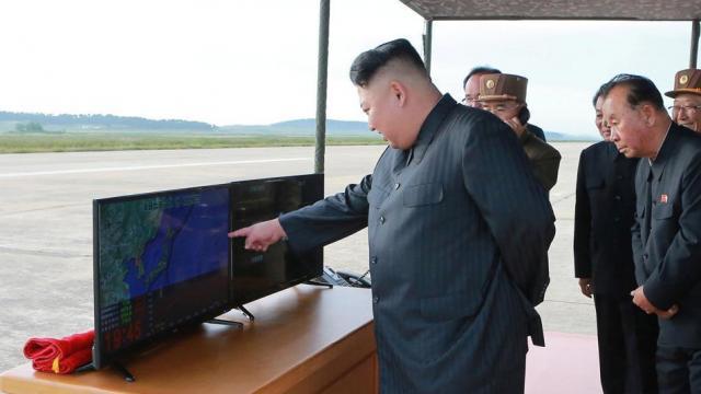 उत्तर कोरिया ने अपने परमाणु परीक्षण केंद्र पुंग्ये-री को नष्ट किया
