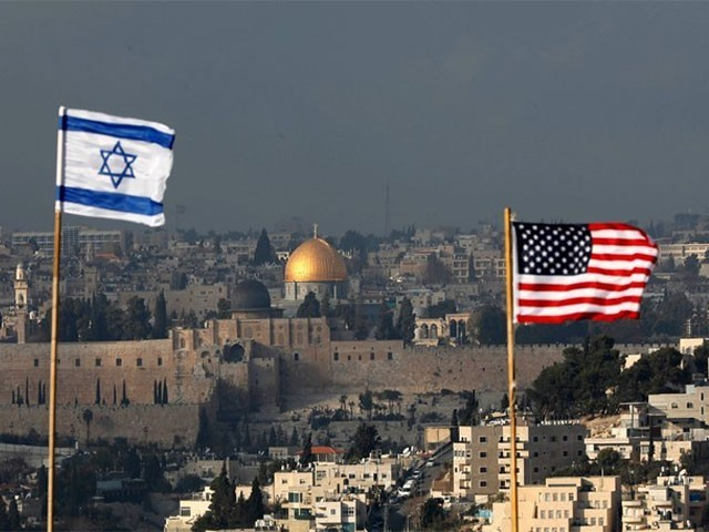 यरुशलम में तबाही & संघर्ष के बीच फलस्तीनीयों की लगातार हो रही मौतों के लिए ट्रम्प जिम्मेदार हैं!