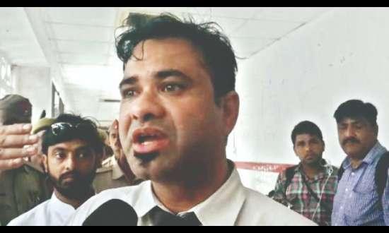 BJP सांसद के इशारे पर हुआ मेरे भाई पर जानलेवा हमला: डॉ. कफील खान