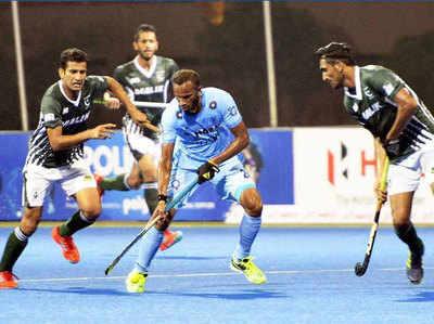 चैंपियंस ट्रोफी हॉकी: भारत ने पाकिस्तान को किया परास्त, 4-0 से दर्ज की जोरदार जीत