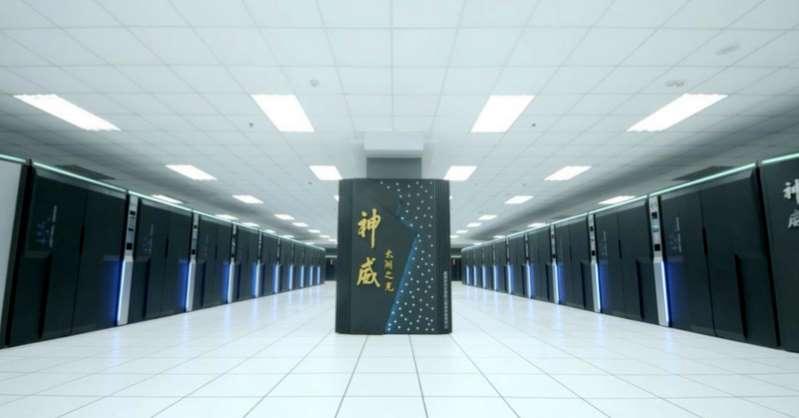 Super Computer  दुनिया का सबसे तेज़ सुपर-कंप्यूटर बन गया -सुपर कंप्यूटर & आपके घर के कंप्यूटर में अंतर बताए