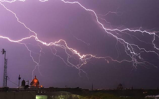 यूपी में अलर्ट जारी, छह जिलों में आंधी-तूफान की आशंका