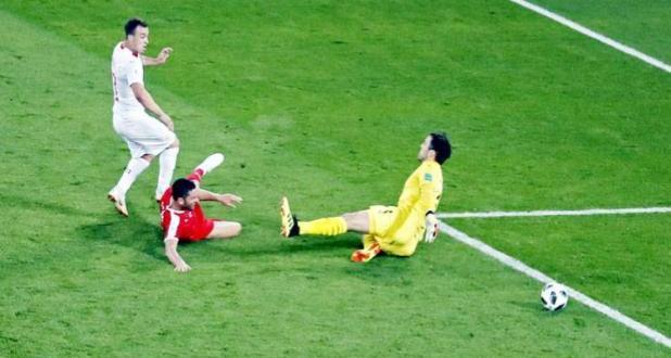 FIFA वर्ल्ड कप: शकीरी के गोल से सर्बिया पर स्विट्जरलैंड की रोमांचक जीत