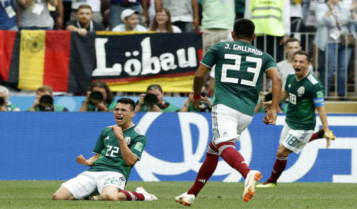 FIFA World Cup: मैक्सिको ने किया बड़ा उलटफेर, जर्मनी को 1-0 से दी मात