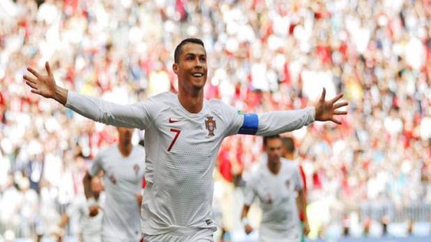 FIFA वर्ल्ड कप: रोनाल्डो ने चूमे कई बड़े 'माइल स्टोन', फैंस का फिर जीता दिल