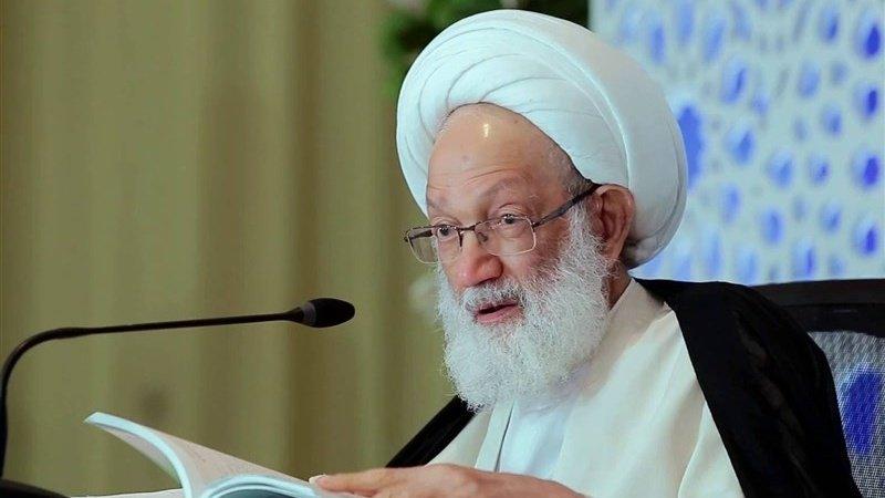 बहरैन के शिया धर्मगुरू आयतुल्लाह शैख़ ईसा कासिम की हालत बिगड़ी, अस्पताल में भर्ती