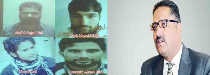 खुलासा : पाक आतंकियों ने की शुजात हत्या, पुलिस ने जारी कीं तस्वीरें