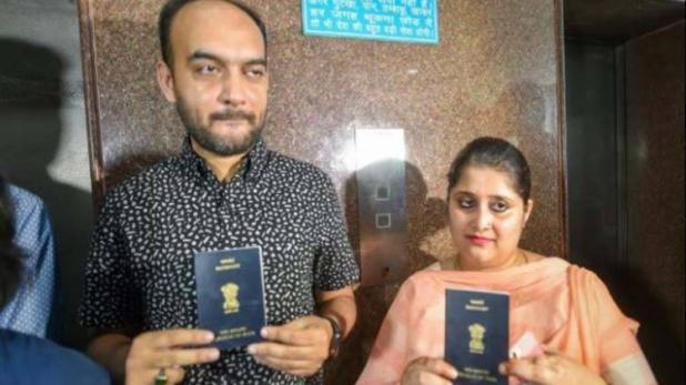 पासपोर्ट विवाद में बड़ा खुलासा, पुलिस रिपोर्ट में पकड़ा गया तन्वी का झूठ